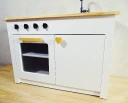 Mini Cozinhas precinho promocional de divulgação