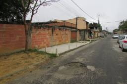 Terreno todo murado no Fanchem em Queimados para locação