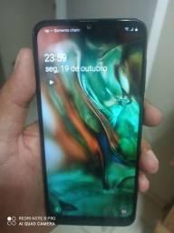 Samsung a20 azul. 32gigas