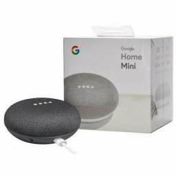 Google Home Mini - Alto-falante inteligente com o Google Assistente