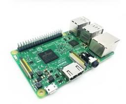 Placa Raspberry pi3 1gb bcm2837 pi 3 b com wifi & bluetooth raspiberry