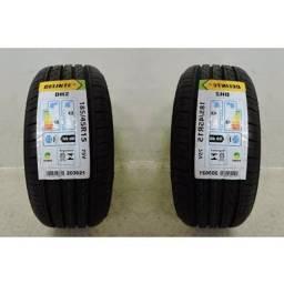 Troco 4 pneus 195/50/15.por 4 185/45/15
