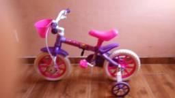 Bicicleta aro 12 nova