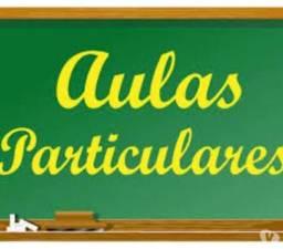 Aulas particulares para ensino fundamental