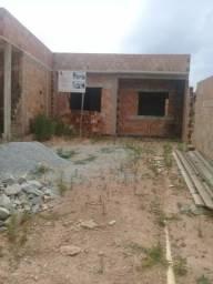 Casa em fase de acabamento