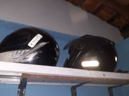 capacete 2 por 70,00