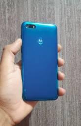 Moto E6 Play Azul metálico 32GB zero!!
