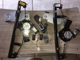Kit Vidro Elétrico Gol G2, G3, G4 - 4 portas dianteiro