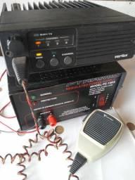 Rádio amador vertex yaesu