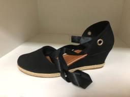 Sapato de saltinho