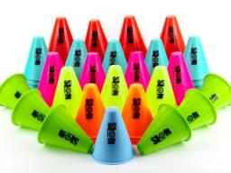 Cones para slalom  patins