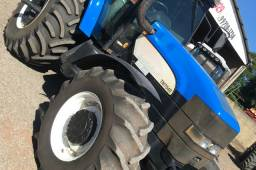 New Holland TM 7040 Ano 11/11