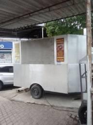 Food truc trailer