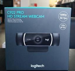 Webcam Logitech Pro Stream C922