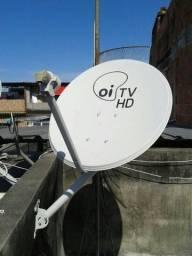 Antena Sky e OiTv Usada