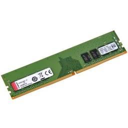 Memória Kingston 8GB, 2666MHz, DDR4, CL19