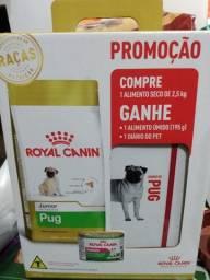 Royal Canin Pug Júnior 2,5kg