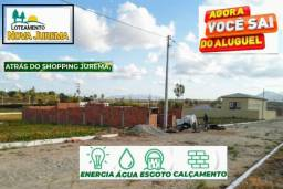 Lotes a 5 Minutos do Shopping da Jurema Entrada Facilitada!!