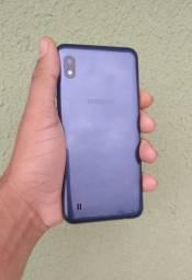 Samsung Galaxy A10 Black novinho 32GB impecável