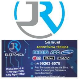 Assistência Técnica/Eletrônica Barra Mansa