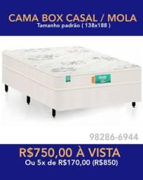 Cama cama cama box cama de casal