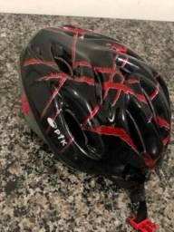 Vendo capacete de ciclismo