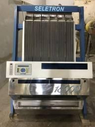 Selecionadora de arroz eletrônica marca SELETRON