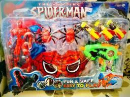 Boneco spider man