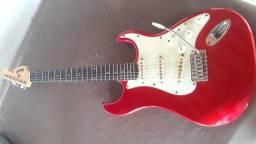Guitarra Memphis toda boa