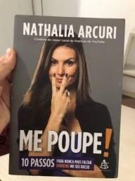 Livro Me poupe/Nathalia Arcuri