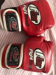 Luva de boxe ou muay thai