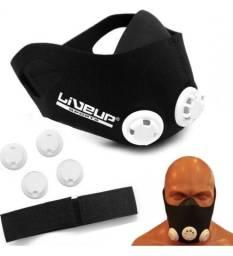 Máscara De Treinamento Funcional Respiratório Ls3801 Liveup