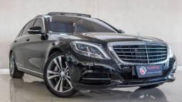 Mercedes S500L