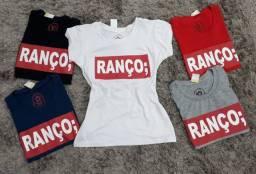 Camisetas feminina baby look! Seja um revendedor - Confira nossa promoções!