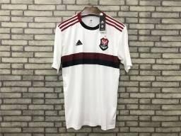 Camisa do Flamengo Branca 2019