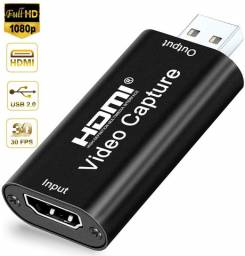 Hdmi To Usb Video Capture Card 1080p Gravador