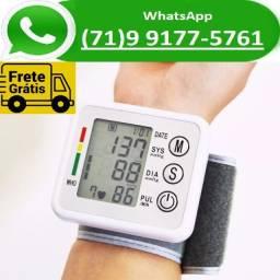 Medidor de pressão arterial digital JZK-002R esfigmomanometro eletrico (NOVO)