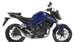 Motocicleta parcelado