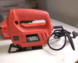 Serra Tico Tico Black Decker Original 110v 380w Js110