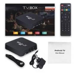 Box tv transforme sua tv em smart