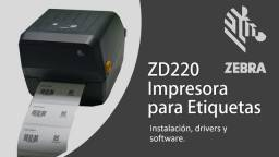 Zebra zd220 modelo novo (substitui a zebra gc420t)