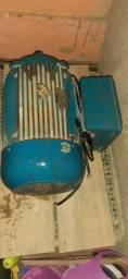 Motor de bomba de água