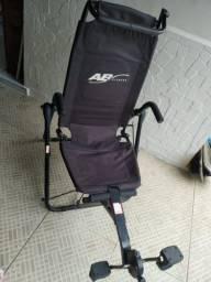 Cadeira de ginástica ab stretch abdominal
