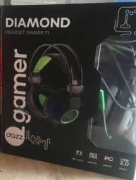 Headset gamer dazz