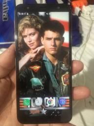 Samsung j4 Core na película de vidro bem conservado