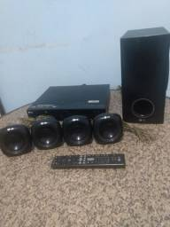 Vendo home theater LG no ESTADO,150 Reais