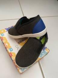 Sapato TAM 24 novo na caixa já é o menor preço de 59,99 por 35,00
