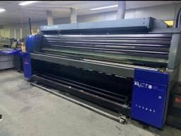 Impressora Solvente industrial para Grandes Formatos