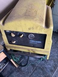 Máquina lava quente - Querosene