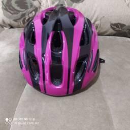 Capacete tsw feminino ciclismo